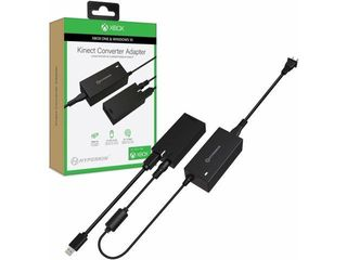 Hyperkin Kinect Converter Adapter for Xbox One S  Xbox One X  and Windows 10 PCs   Officially licensed By Xbox   Xbox One