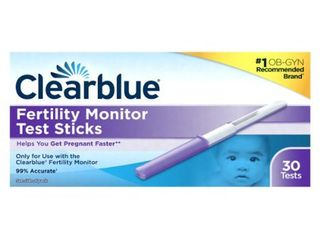 Clearblue Fertility Monitor Test Sticks  30 count