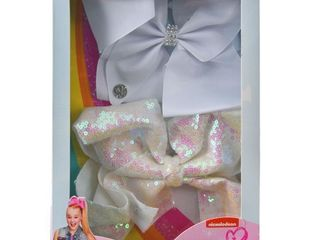 JoJo Siwa 2 Pack Signature Hair Bows Boxed Collection