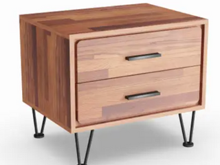 Carson Carrington 2 Drawer Night Stand