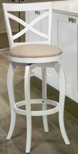 The Gray Barn Chatterly Swivel Stool