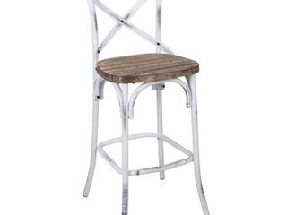 Acme Zaire Bar Chair