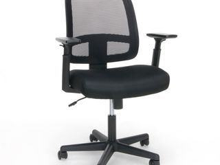 Model E3035 Essentials by OFM Mesh Back Chair with Adjustable Arms  Retail 112 49