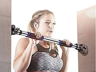 Doorway Pull Up and Chin Up Bar Upper Body Workout Bar for Home Gym Exercise Fitness