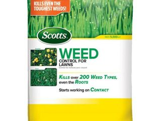 Scotts Weed Control for lawns  Northern  14 lb