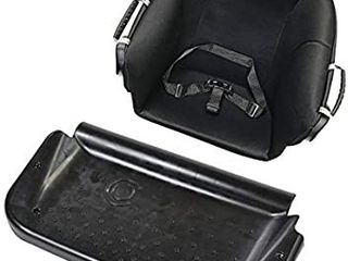 Contours Curve Sit   Boogie Jump Seat   Platform Attachment Accessory  Black  stroller not included