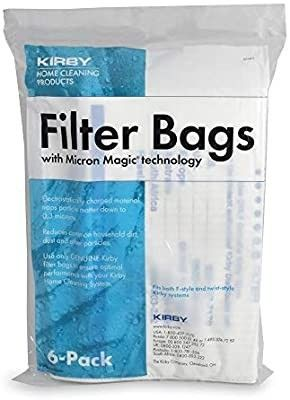 Kirby Allergen Reduction Filters  204811