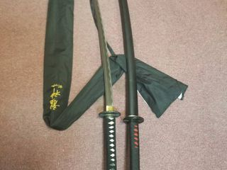 Two for One Katana Special