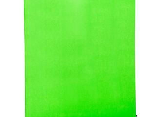 VIVO Collapsible 100  Green Screen  Mountable Pull up Chroma Key Panel Backdrop for Background Removal  PS TP 100G