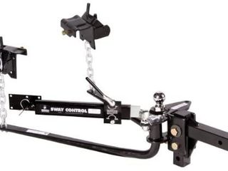Husky 31995 600lB Weight Distribution Hitch with Sway Control
