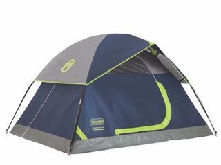 Coleman Sundome 2 Person Dome Tent   Navy