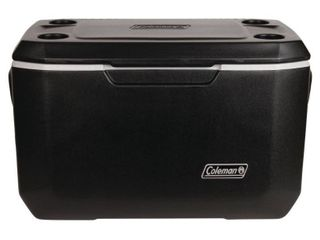 Coleman 50 Qt Xtreme Cooler Keeps the ice up to 5 days at temperatures up to 90 degrees