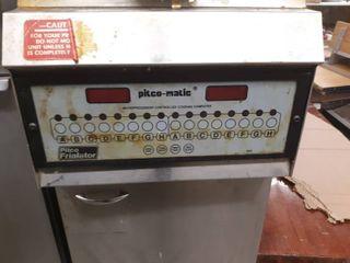 Pitco Matic electric deep Fryer