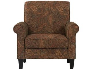 Jean Arm Chair in Paisley