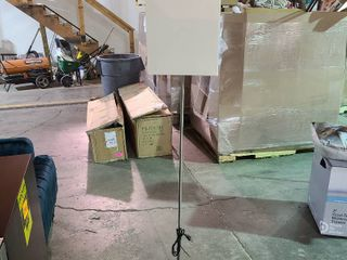 Floor lamp   not tested