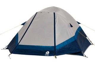 Sierra Designs South Fork 4 Person Dome Tent   Blue