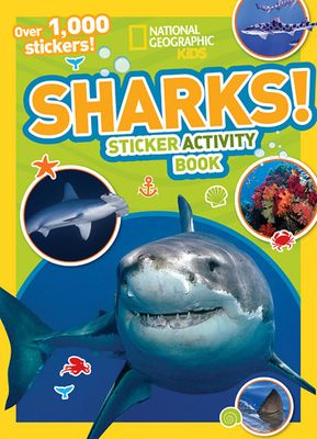Set of 2 Sharks   National Geographic Kids   Paperback  by National Geographic Society  U S