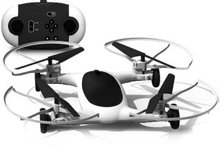 Sharper Image Drone 7  Flying Car   missing charger and battery