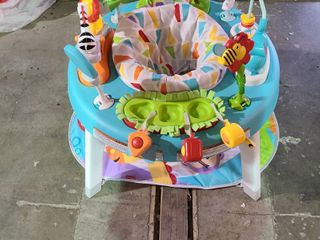 Fisher Price Play Saucer   open box