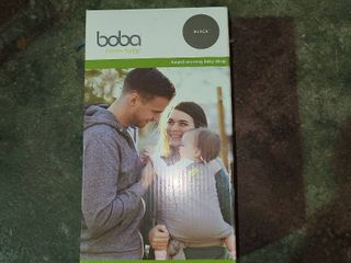 Boba Wrap Classic Baby Carrier   Black