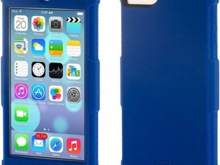 Griffin Blue Survivor Skin Protective case for iPod touch  5th 6th gen  Minimalist  Silicone  Amazing
