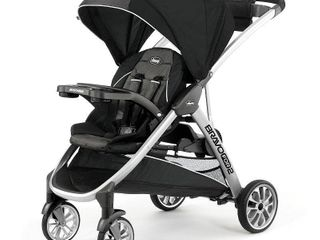 Chicco Bravo for 2 Double Stroller   Iron