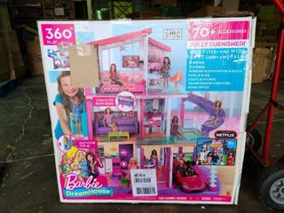 Barbie DreamHouse   opened and still in factory sealing