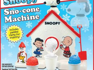 Snoopy Sno Cone Maker  Real Food Appliances