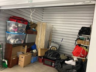 Space Shop Self Storage Storage Auction