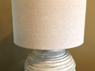 White Modern lamp