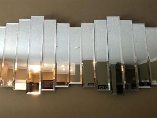layered Hanging Mirror