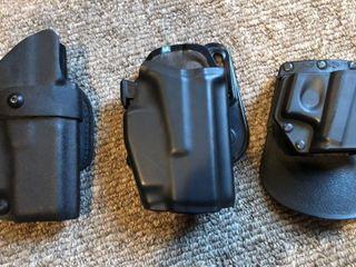 3 Glock Holsters