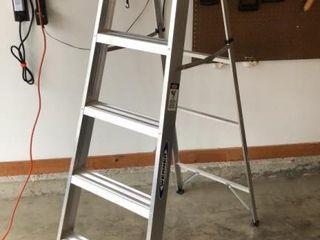 Werner Metal 6IJ ladder