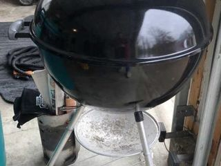 Weber 23  Charcoal Grill