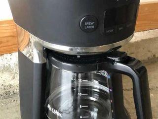 Mr  Coffee Coffee Maker