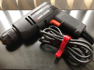 Black and Decker Corded Drills
