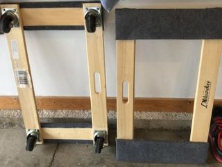 Milwaukee Furniture Carts