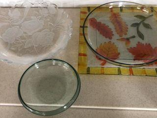 4  Kitchen Platters