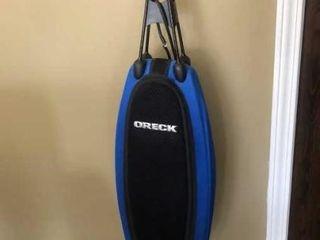 Oreck Magnesium Blue Vacuum