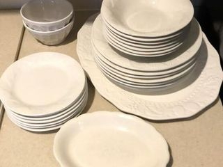 Gibson Dinnerware and Others