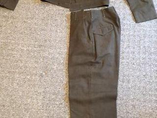 1953 55 Army Dress Uniform