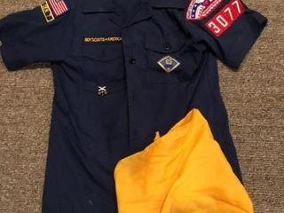 Boy Scouts Uniform Heart of America