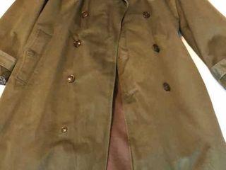 1953 55 Army Overcoat