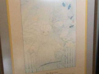 Elizabeth layton  The Magic Gate  Print