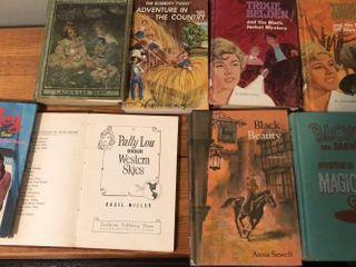 8  Juvenile Fiction Books