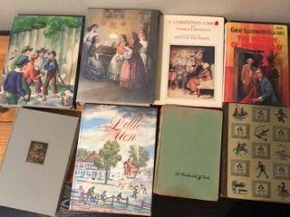 7  Classic literature Books