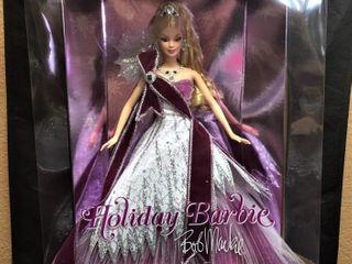 Barbie Bob Mackie 2005 Holiday
