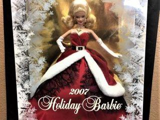 Barbie 2007 Holiday