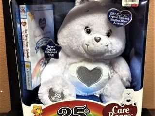 25th Anniversary Care Bear with DVD
