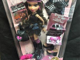 Bratz Treasures Yasmin Doll